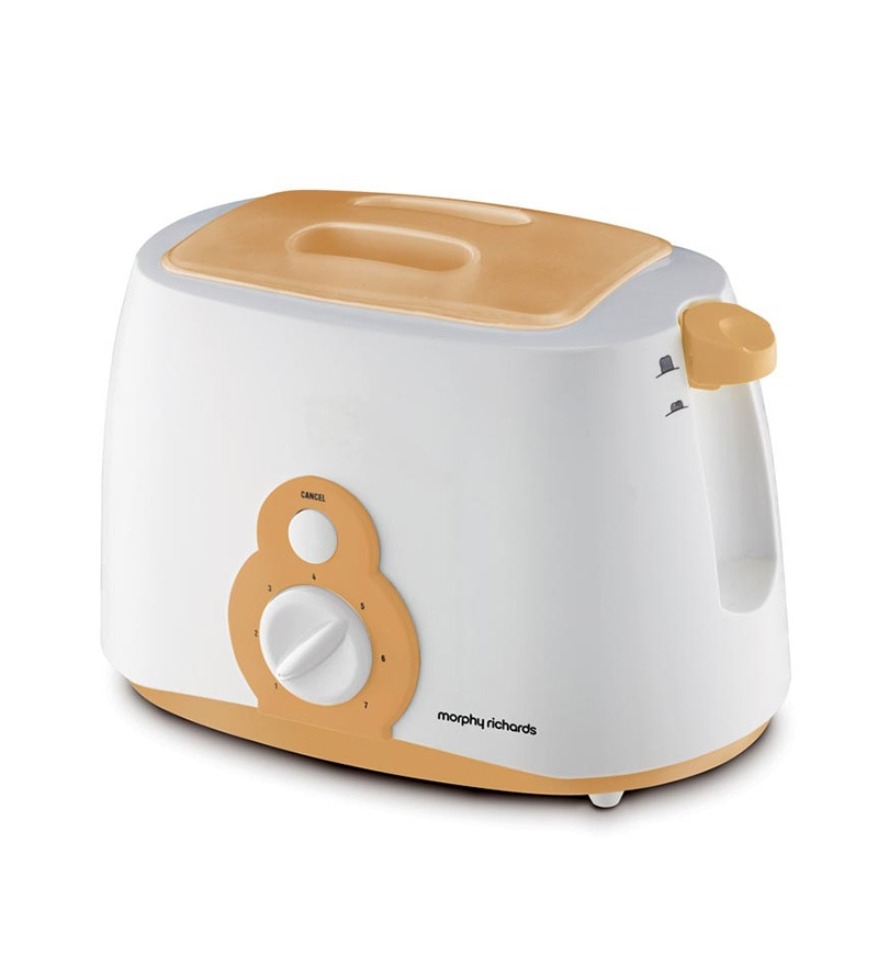 Morphy Richards AT-202 2-Slice Popup Toaster - 800 W