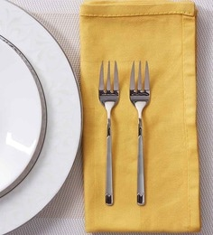 Mullich Lisbo Stainless Steel Fork - Set Of 6 - 1327632