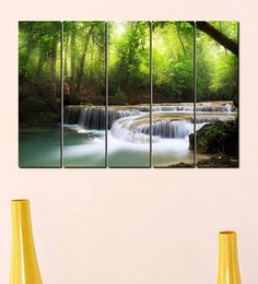 999Store Forest River Multiple Frame Wall Art 999Store at pepperfry
