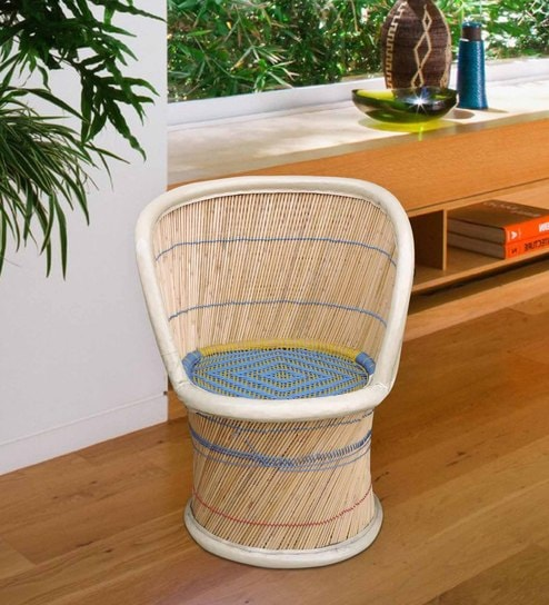 buy mudda cane chair in multicolour by shinexus online outdoor
