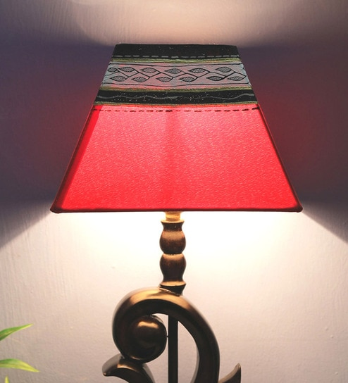 Buy multicolour fabric lamp shade by vareesha online indian ethnic multicolour fabric lamp shade by vareesha aloadofball Image collections