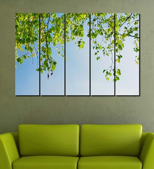 multiple frame wall art makipera