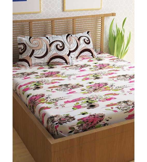 Fl Double Bed Sheets, What Size Is A Double Bed Sheet In Inches