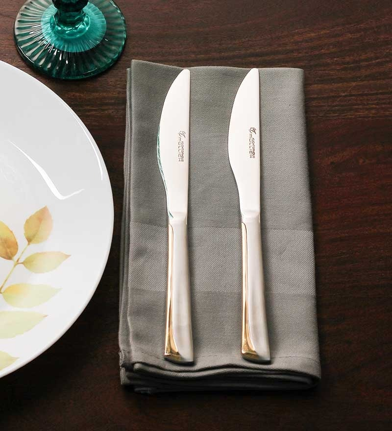 Mullich Kayla Stainless Steel Knife - Set of 6