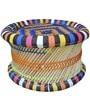 Mudiya Stool in Multi Colour by Shinexus