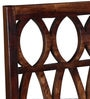 Wisconsin Dining Chair in Provincial Teak Finish by Woodsworth