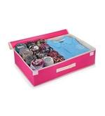 Non-Woven Pink Lingerie Organiser