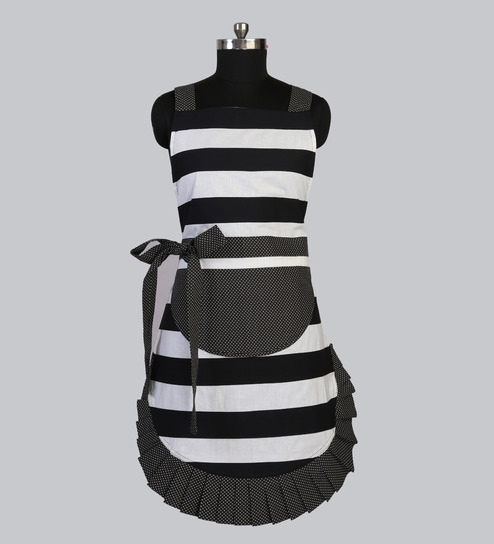 538470a0a Buy My Gift Booth Dress Style Cotton Apron Free Size Online - Aprons ...