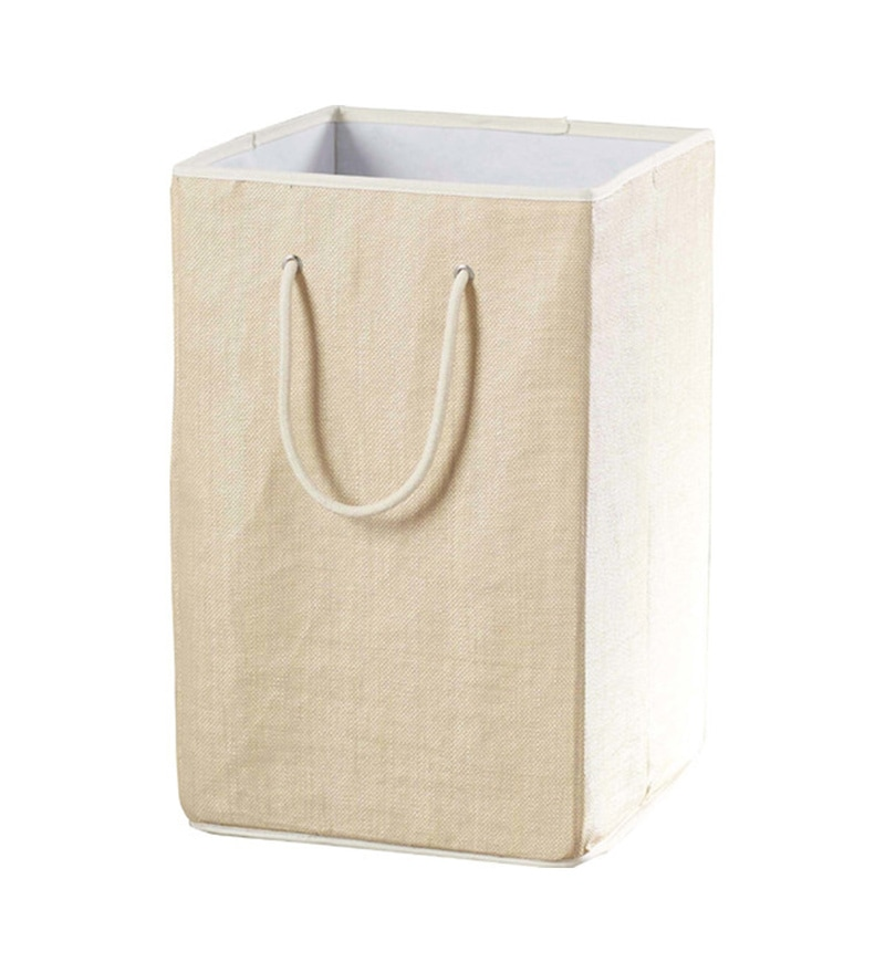 My Gift Booth Canvas 50 L Laundry Hamper