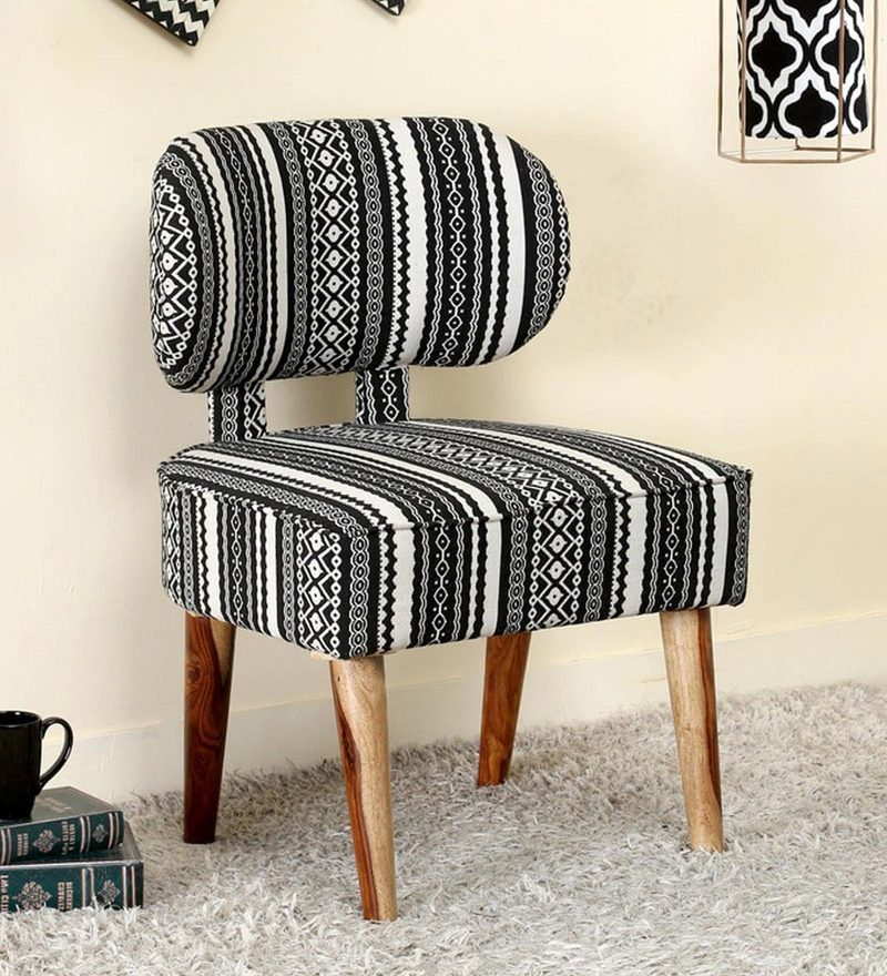 Mykki Accent Chair by Bohemiana