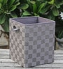 My Gift Booth Grey 20 L Laundry Basket