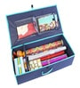 My Gift Booth Non-Woven Navy Blue Stationary Organiser