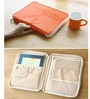 My Gift Booth Nylon Peach Note Pouch