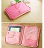 My Gift Booth Nylon Pink Note Pouch
