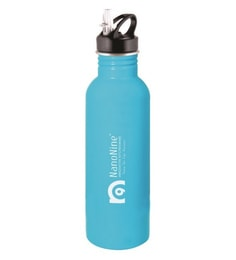 Nano 9 Tuf Blue Stainless Steel 750 ML Bottle
