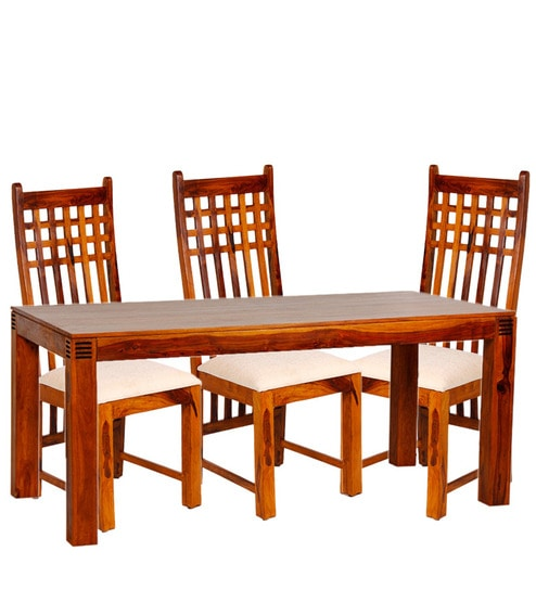 Nakshatra Six Seater Dining Set By Evok