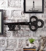 Black MDF Key Holder