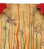 Multicolour Mango Wood 11 x 1 x 13 Inch Wall Painting by NB Home Interior Industry