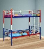 Neno Metal Kids Bunk Bed