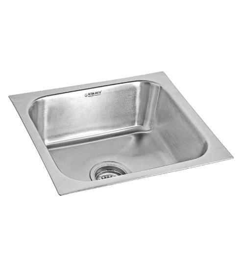 Buy Neelkanth Celebrity Glossy Stainless Steel Single Bowl kitchen ...