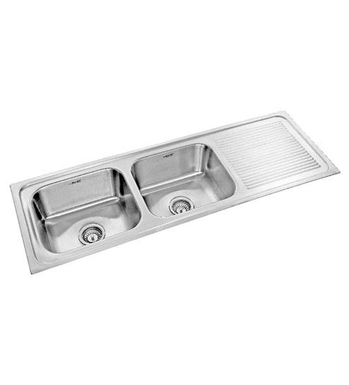 Neelkanth kitchen sinks kitchen sink brands at popular neelkanth buy neelkanth double bowl kitchen sink online workwithnaturefo