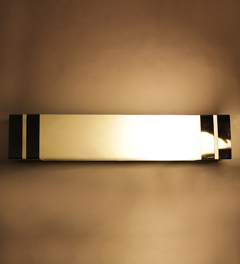 Buy Prism Single Shade Bath Light by New Era Online - Bath Lights ...