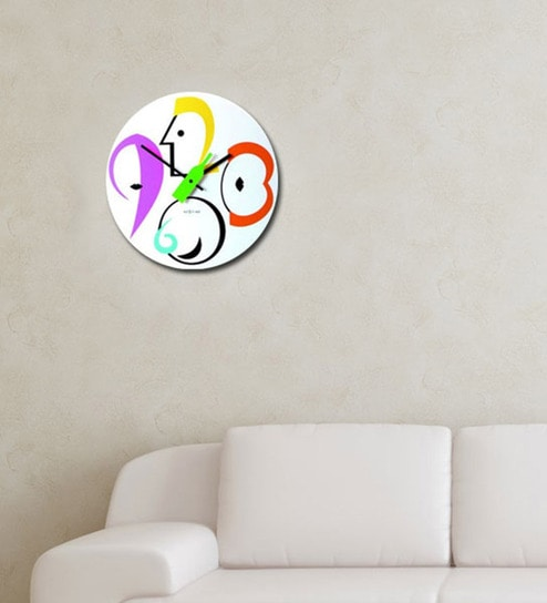 Nextime Bottles Play Wall Clock By Online