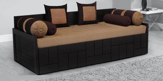 Nelson Sofa Bed With 2 Cushions