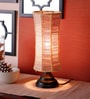 Curvy Bamboo Table Lamp by New Era