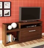 Nishi Entertainment Unit in Tobacco Finish