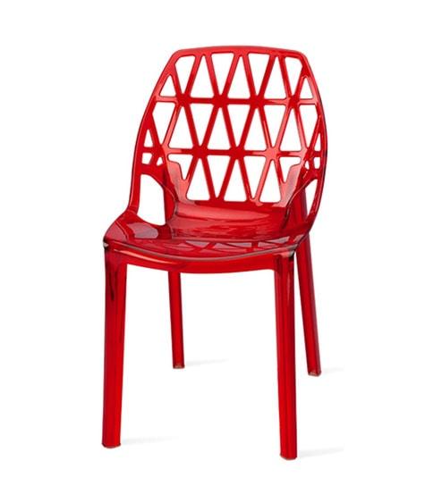 Nilkamal Benson Polycarbonate Chair