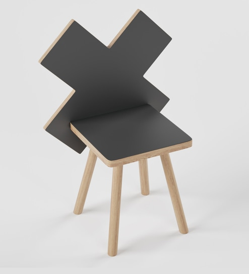 Astonishing Ninja Style Chair In Black By Boingg Gmtry Best Dining Table And Chair Ideas Images Gmtryco