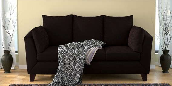 Canberra Charm Three Seater Sofa In