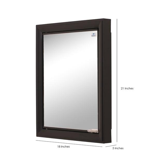 Plastic Cabinets Bathroom, Black Mirrored Bathroom Cabinet