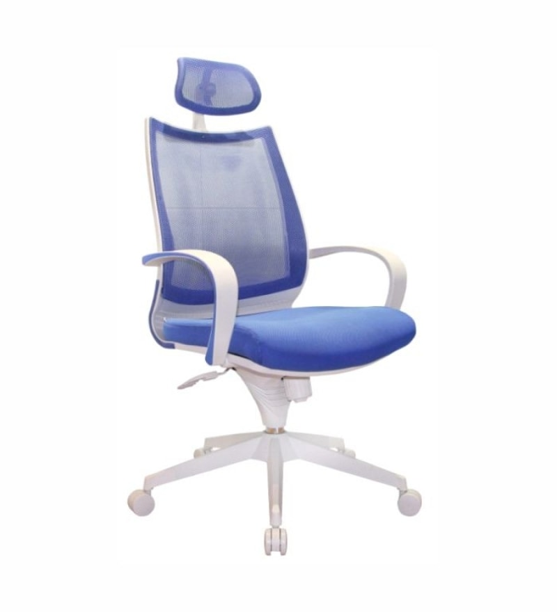 b2d3a1774 Nilkamal Fluence High Back Office Chair - Black by Nilkamal Online ...