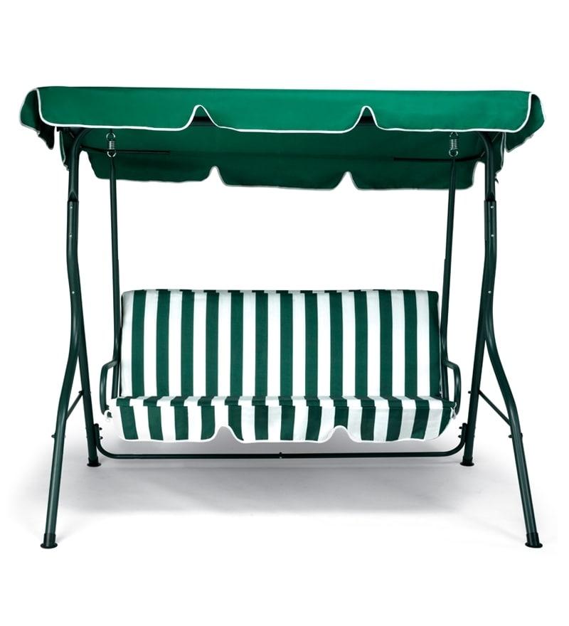 nilkamal 3 seater garden swing by nilkamal online chairs