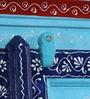 Nilaka Hand Painted Almirah (Wardrobe) by Mudramark