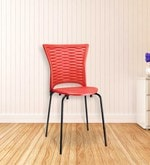 Novella Chair in Red Colour