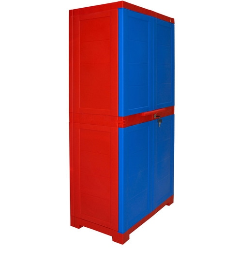 fast kitchen cabinets buy novelty big storage cabinet in amp blue colour by 15293