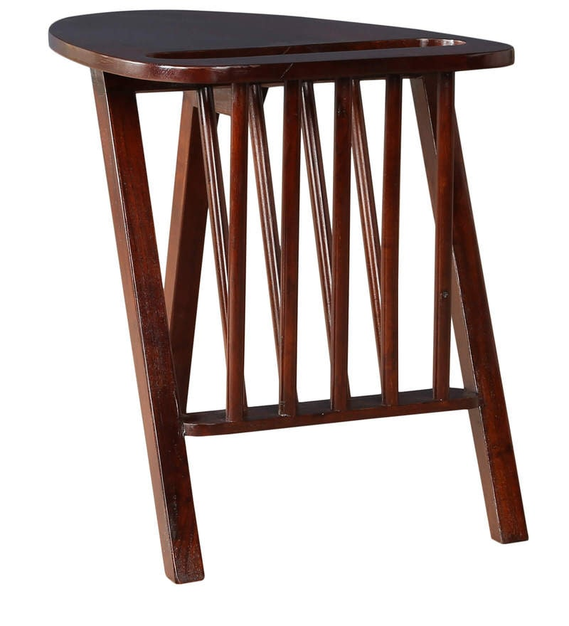 Noel Magazine Stand in Chestnut Finish by HomeTown