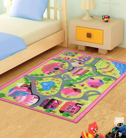 floor mats for kids. Nylon 36 X 60 Inch Anti Skid Kids Floor Mat By Status Mats For A