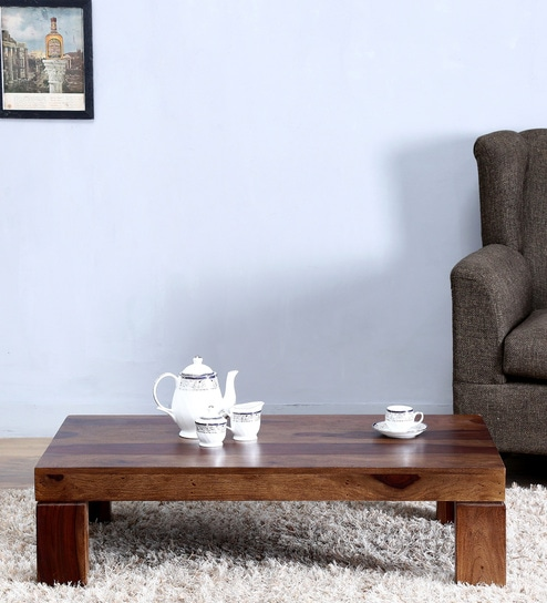 Oakland Coffee Table In Provincial Teak Finish By Woodsworth