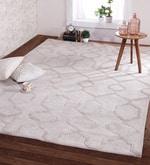 Pomeg Wool 96 x 60 Inch Tapi Carpet