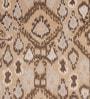 Obeetee Beige Wool 96 x 60 Inch Kristo Carpet