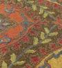 Obeetee Brown Wool 60 x 96 Inch Rustic Carpet
