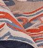 Obeetee Multicolour Wool 96 x 60 Inch Marvel Carpet