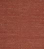 Rust Red Jute & Hemp 84 x 60 Inch Universal Stripe Carpet by Obeetee