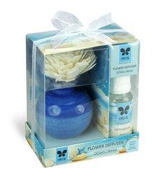 Ocean Dream Oil With Flower Diffuser