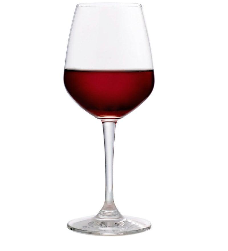 buy ocean lexington 315 ml red wine glasses set of 6 online wine
