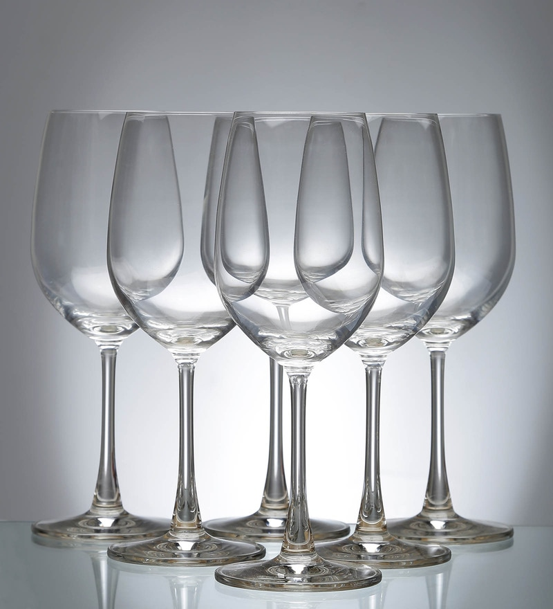 Ocean Madison Red Wine Glass - Set of  6
